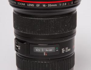 Canon EOS 16-35mm 2.8 L II
