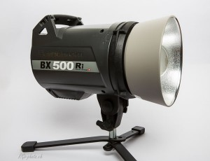 Flash de studio Elinchrom BX 500 Ri