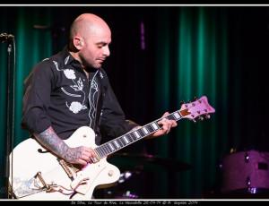 Concert de Da Silva, La Neuveville le 26.04.2014