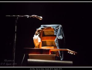 Festival Seul en Scène, Cressier Suisse, 25 octobre 2014